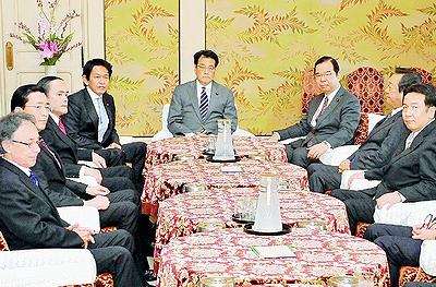 5野党党首会談